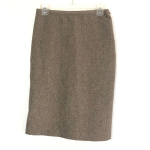French Connection Women's size 2 Wool Skirt 102K